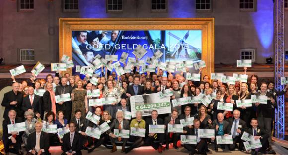 Bank Giroloterij Goed Geld Gala 2013