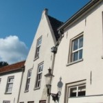 Brand verwoest historisch pand centrum Ravenstein