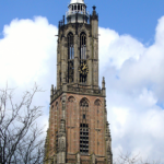 Nieuwe speeltrommel voor OLV-toren Amersfoort