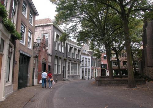 Markt in Vlaardingen. Foto: RCE