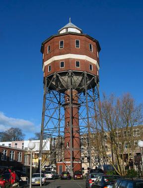 Watertoren Groningen - Sander de Jong