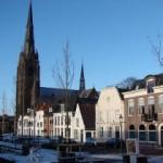 Paalrot: Laurentiuskerk Weesp zakt langzaam weg
