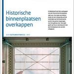 Publicatie: Historische binnenplaatsen overkappen