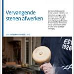 Publicatie: Gids voor het afwerken van vervangende stenen