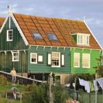 Huisjes Marken winnende foto Wiki Loves Monuments