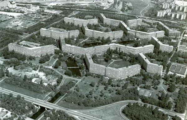 De Bijlmer in de jaren 60/70