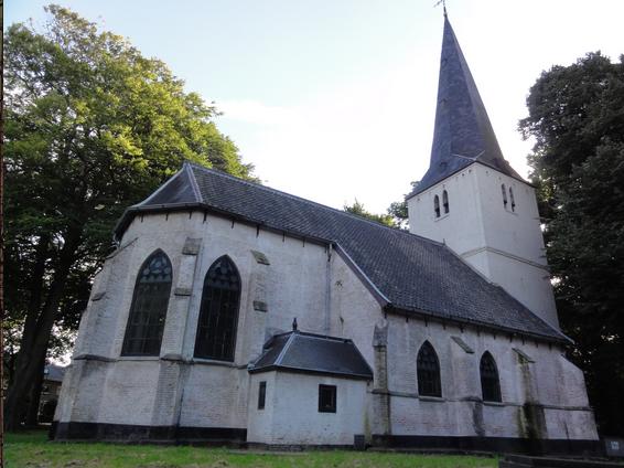 Witte kerkje neerbosch oost te koop voor woonfunctie de for Te koop nijmegen oost