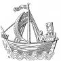 Kogge Emmeloord opgenomen in Canon Noordoostpolder