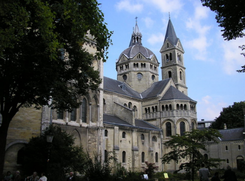 Munsterkerk Roermond.