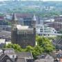 Torens OLV-basiliek Maastricht worden gerestaureerd