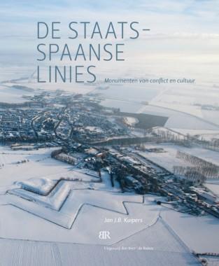 Boek de Staats-Spaanse Linies. Foto via www.staatsspaanselinies.eu