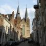 Universiteit doet onderzoek naar schilderingen Bergkerk