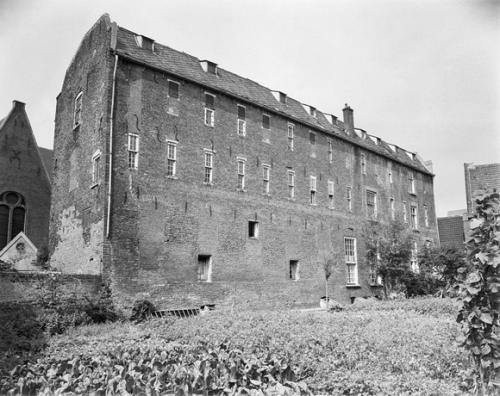 Het Doesburgse Arsenaal in 1955 (Foto RCE)