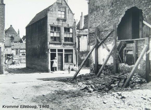 Sanering Kromme Elleboog jaren '60
