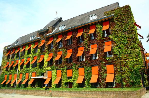 Voormalige vestiging van Europol in Den Haag