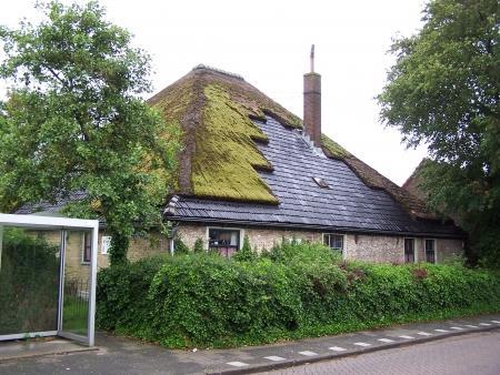 Stolpboerderij Den Oever