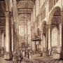 Restauratie Nieuwe Kerk Delft van start gegaan