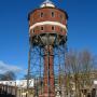 Restauratie Groningse watertoren eindelijk van start