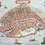 Nederland gedetailleerd op een 'Google Maps van 1832'