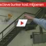 Amsterdamse radioactieve bunker moet gesloopt worden
