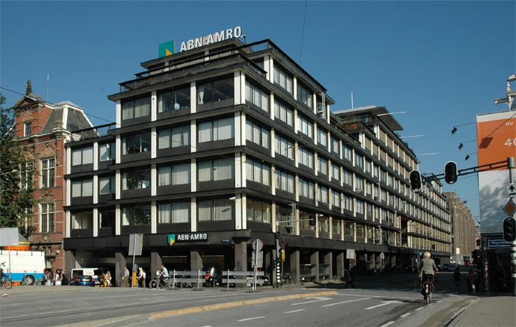 Bankgebouw Duintjer Vijzelstraat