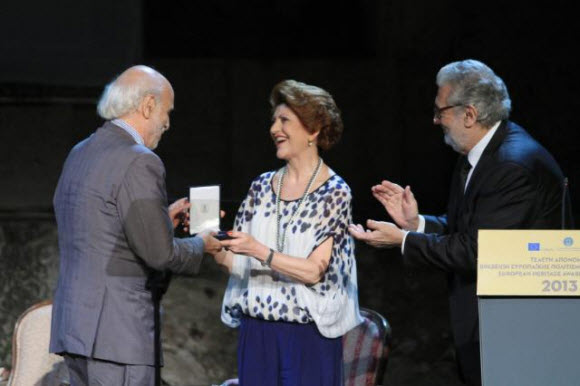 Europa Nostra Congres - Erfgoed Awards Ceremonie