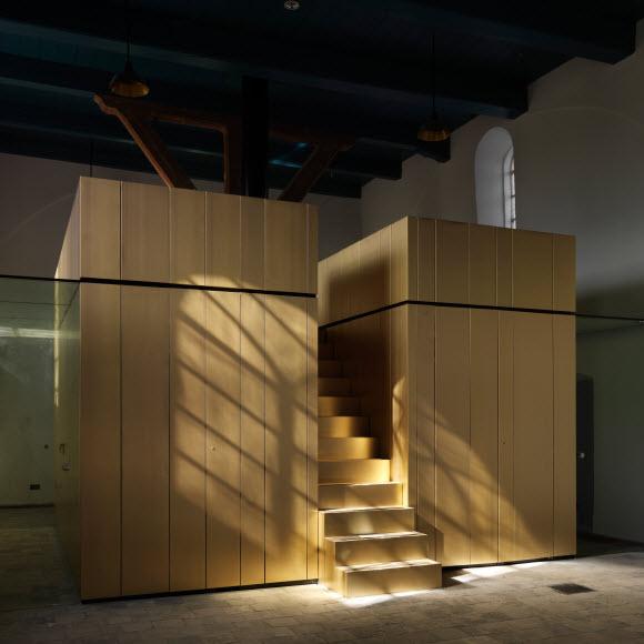 'Gouden Blok'. Foto: Harold Koopmans