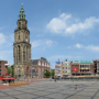 Groningen: 'lege panden beschikbaar voor maatschappelijke functies'