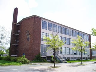 Voormalig kantoor Openbare Werken Den Helder. Foto: http://www.wederopbouwdatabank.nl/