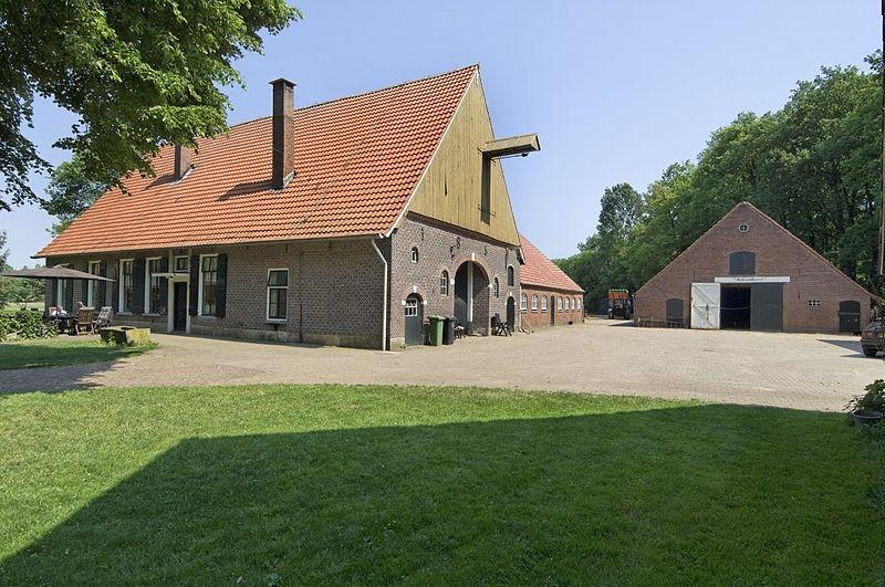 Hoop voor leegstaande historische boerderijen de erfgoedstem for Boerderijen te koop in brabant