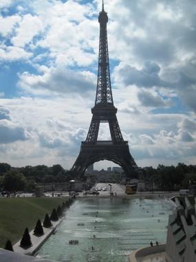Eiffeltoren Parijs. Foto: Dickelbers via wikimedia