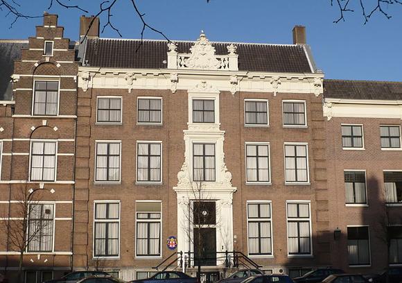 Bisschoppelijk paleis Haarlem. Foto: Jane023