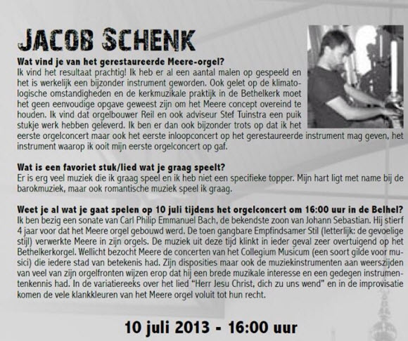 Jacob Schenk