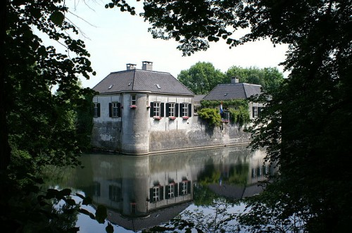 Kasteel van Oijen. Foto: kasteelbeer via wikimedia