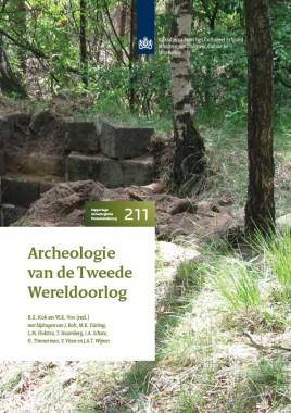 Publicatie: Archeologie van de Tweede Wereldoorlog. Afbeelding via Raap.nl