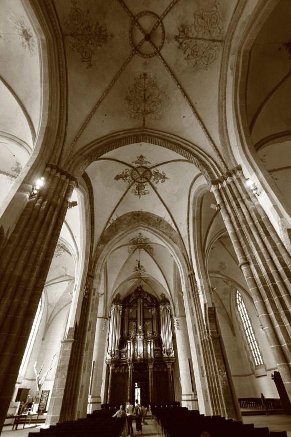 Sepa Adam Jarosz orgel
