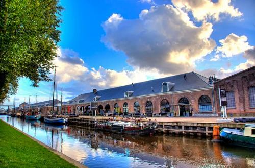Willemsoord Den Helder, Gieterij. Foto: Jim van der Meer