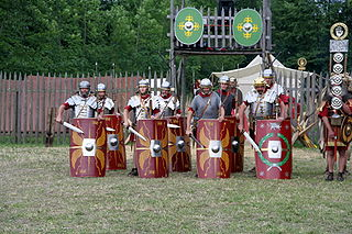 Romeinen Bron: MatthiasKabel via Wikimedia Commons