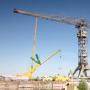 Time lapse film van demontage NDSM-kraan (video)