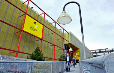 Dutch Innovation Factory. Foto via ikinoveer.nl