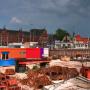 Risico's ondergronds bouwen in Amsterdam worden groter