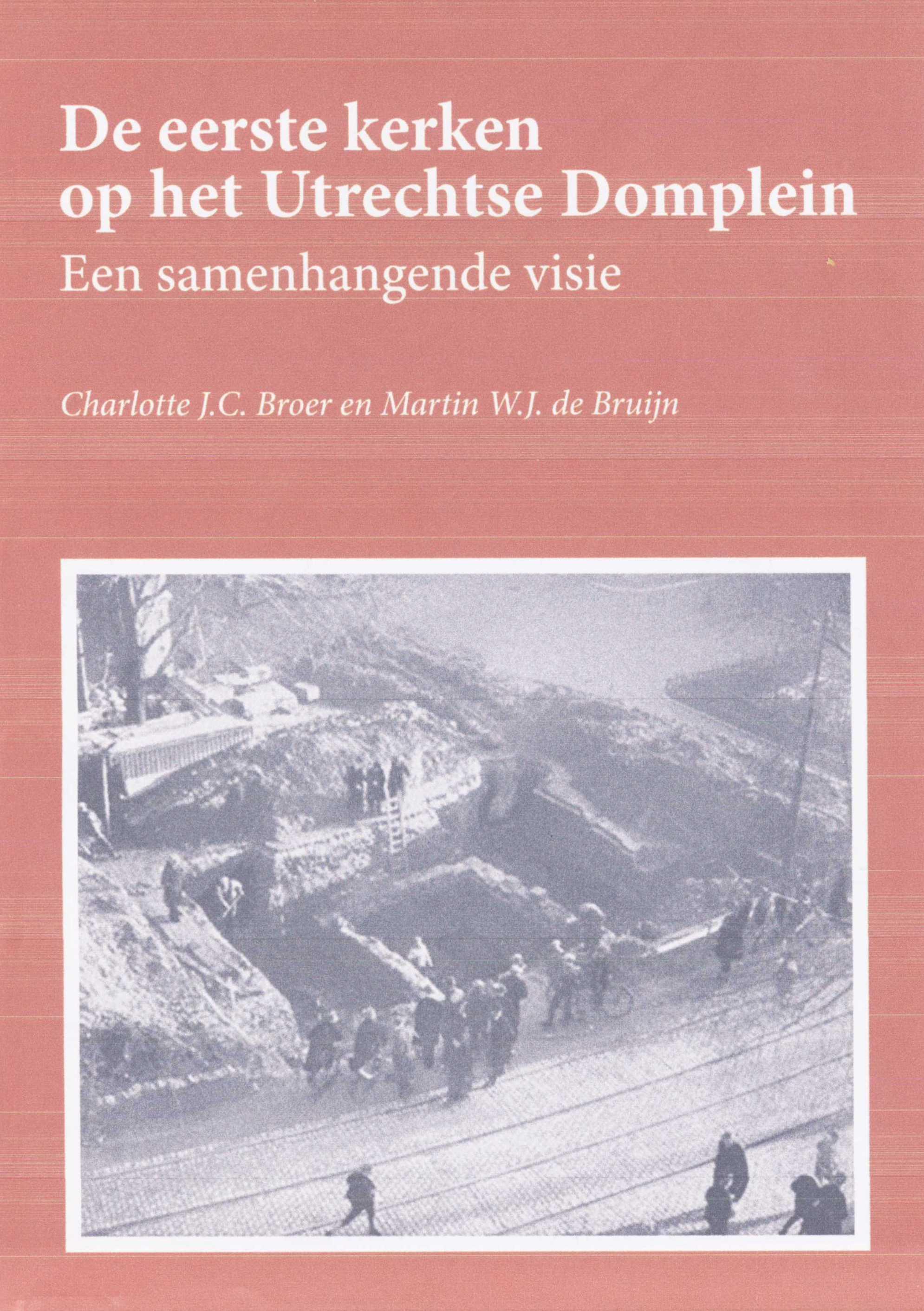 Omslag Eerste kerken Domplein.