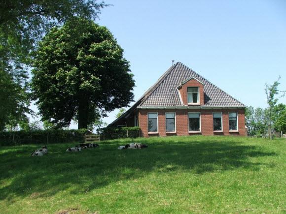 Boerderij Jensemaweg Oldehove