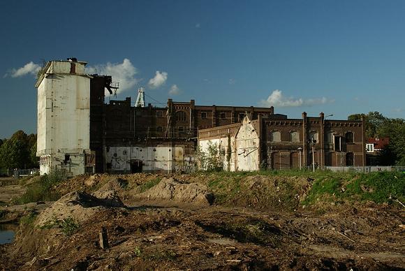 De Cereolfabriek in Utrecht (2011). Foto: Akites