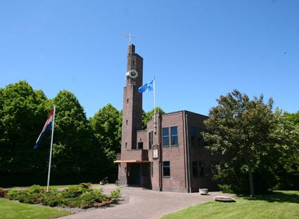 Raadhuis, Usquert Foto: Hendrick de Keyser