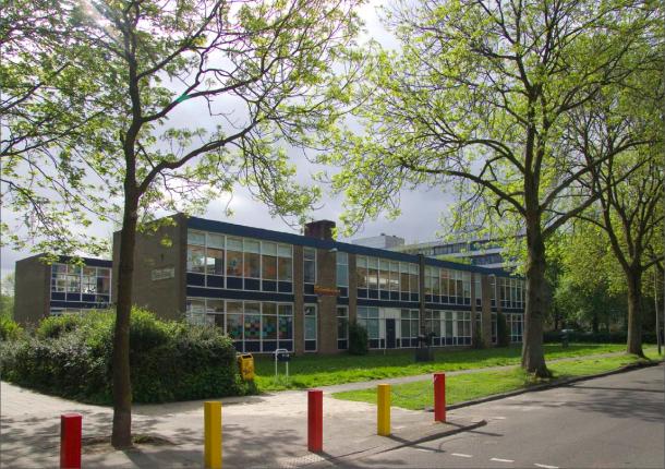 School De Wevelaan, Utrecht. Foto: Mevrouw Meijer via platform VOER