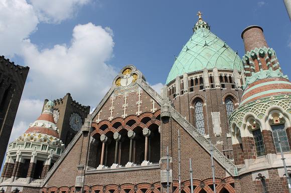 Nieuwe Sint Bavo Kathedraal, Haarlem Foto: Vrienden van de Nieuwe Bavo