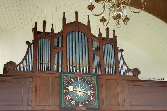 Orgel Tinallinge