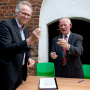 Toren Baflo overgedragen aan Stichting Oude Groninger Kerken