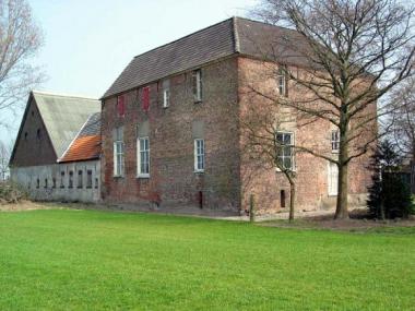 Kasteel Rijswijk in Groessen. Foto via Heemschut
